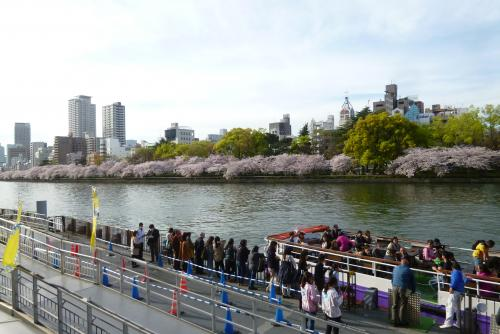 大阪 天満橋 2016 4月5日 (mt.okuho)
