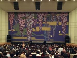 2016年6月2日春日部市民文化会館 和田秀和氏提供