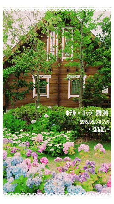 USJ & 季節の花「紫陽花」を見に2