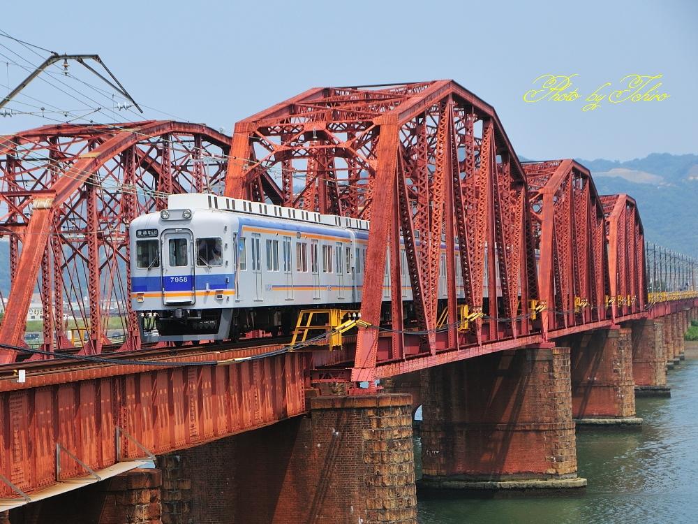 レトロな鉄橋
