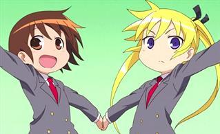 30分アニメの『てーきゅう』 vs 2分アニメの『キルミーベイベー』