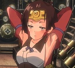 『甲鉄城のカバネリ』とかいうって「無名」の腋を堪能するだけのアニメ