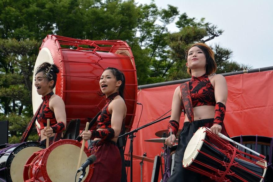 大阪城和太鼓 (4)