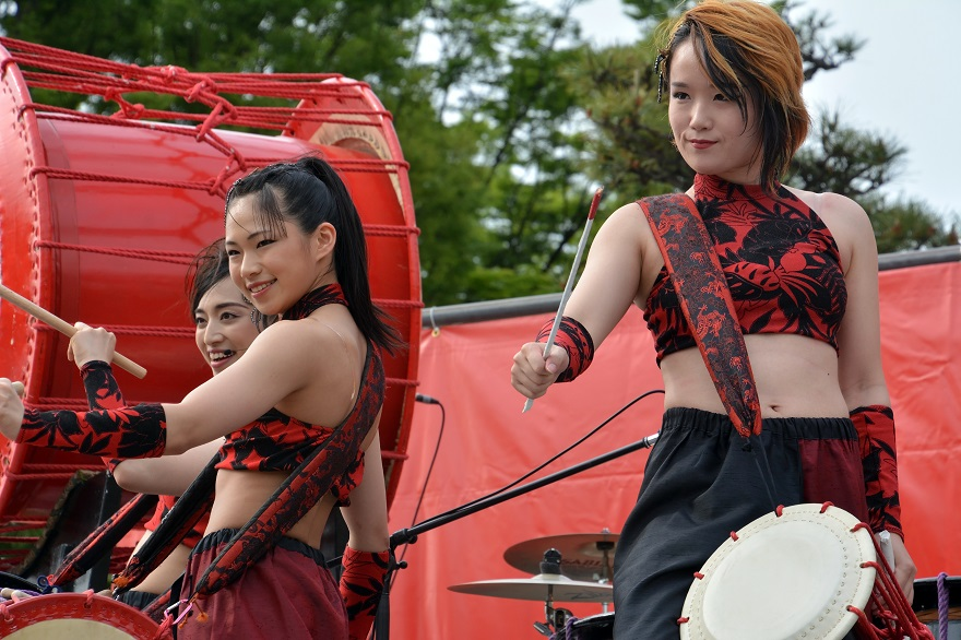 大阪城和太鼓 (5)
