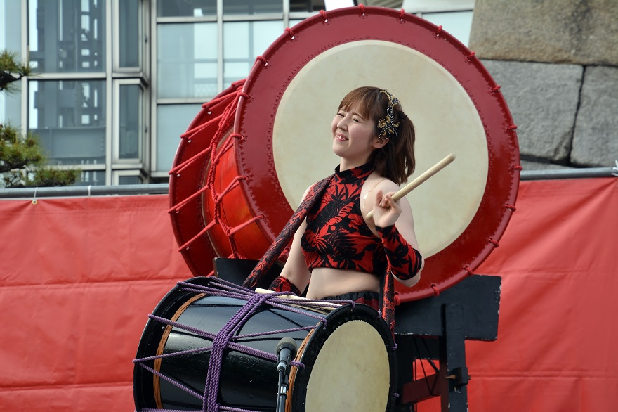 大阪城和太鼓 (6)