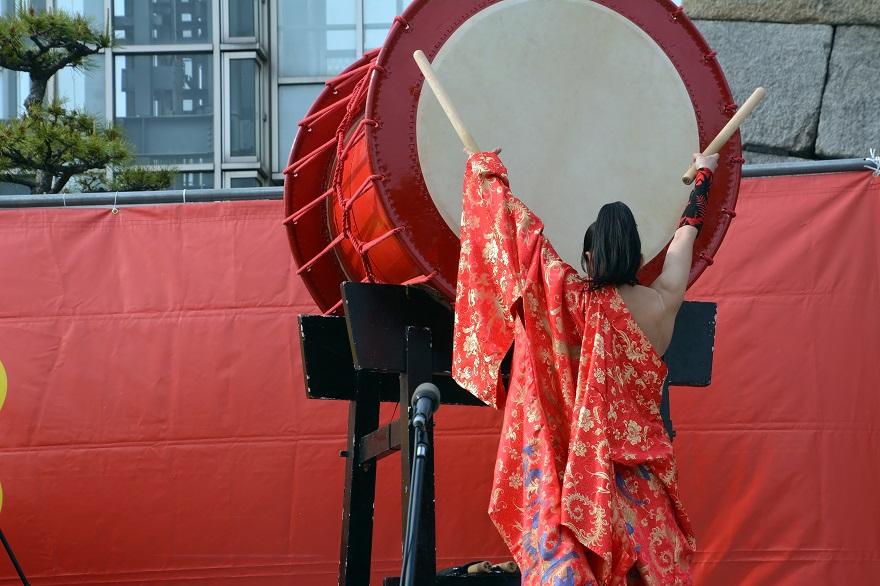 大阪城和太鼓 (12)