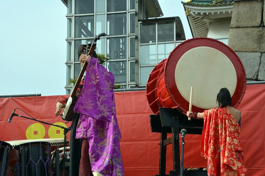 大阪城和太鼓 (16)