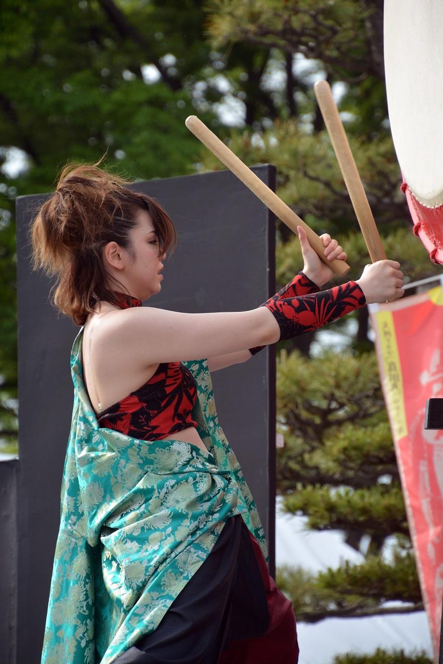 大阪城和太鼓 (18)