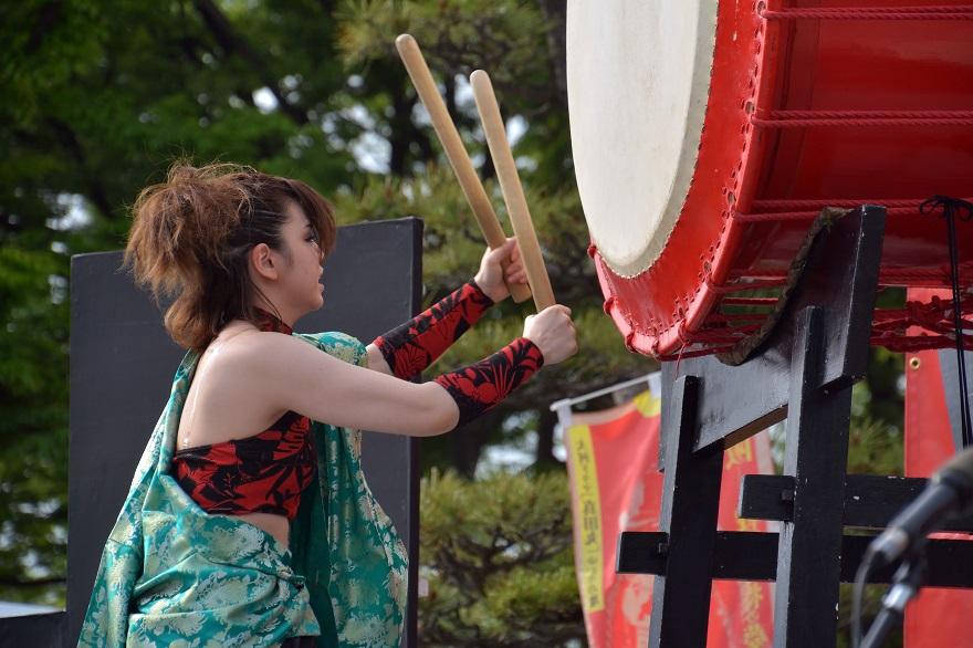 大阪城和太鼓 (19)