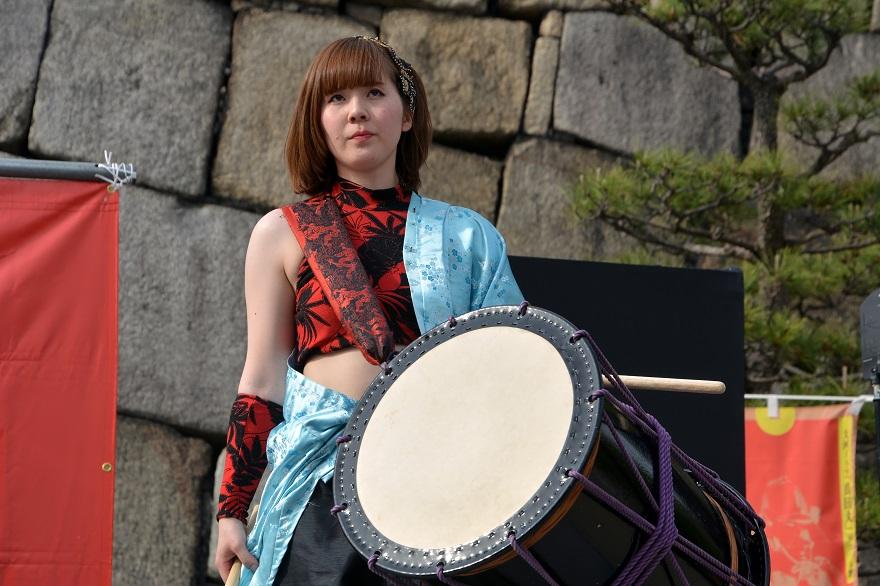 大阪城和太鼓 (21)
