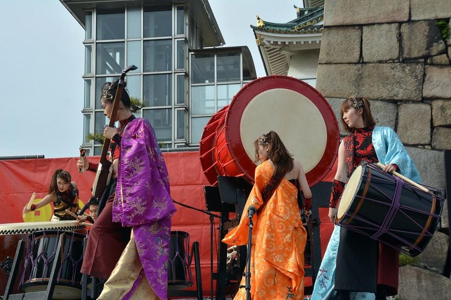 大阪城和太鼓 (25)
