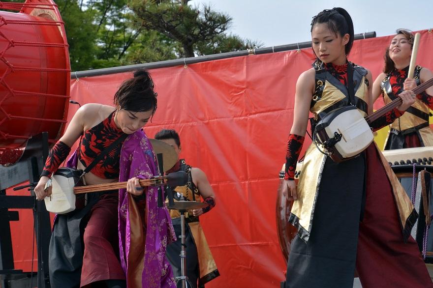 大阪城和太鼓 (28)