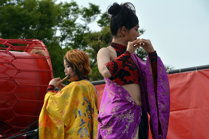大阪城和太鼓 (40)