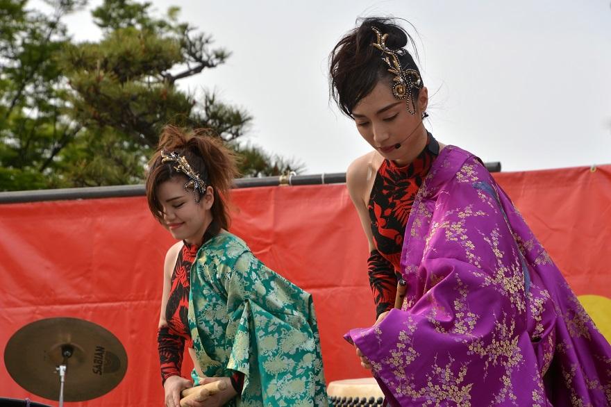大阪城和太鼓 (44)