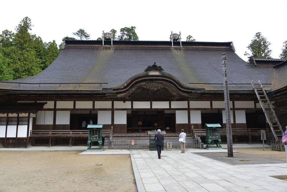 高野山金剛峯寺-2