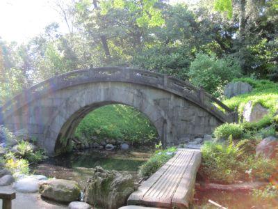 後楽園ー円月橋