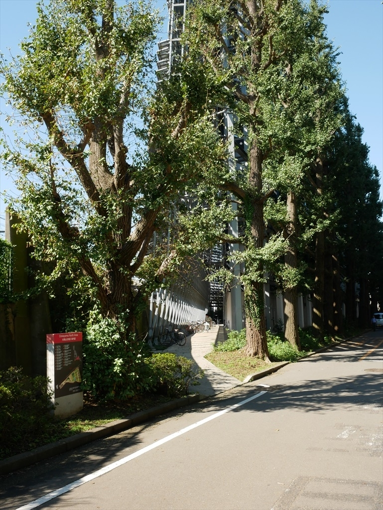 構築物と校舎と線路との位置関係_1
