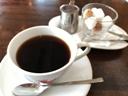 飲み物-コーヒーと砂糖とミルク