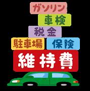 車(維持費