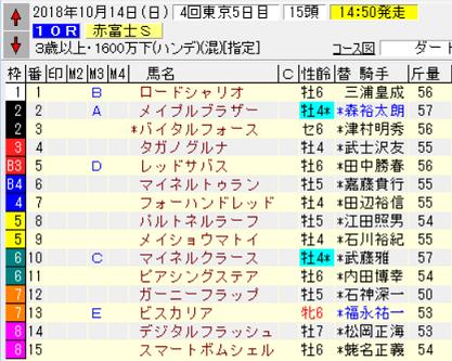 18赤富士S