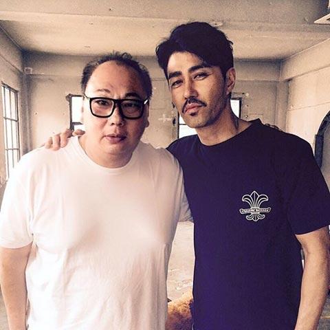 チャスンウォン 차승원 PIN Prestige Johnny Khoo Khoo