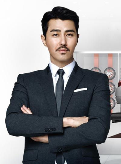 チャスンウォン 韓国タイヤ 차승원 한국타이어