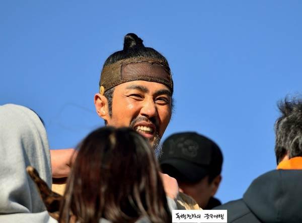 チャスンウォン キム・ジョンホ 古山子、大東輿地図