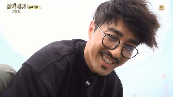チャスンウォン 三食ごはん 차승원