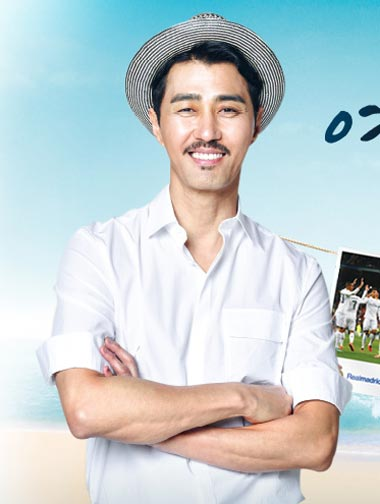 チャスンウォン 차승원 韓国タイヤ T-Station
