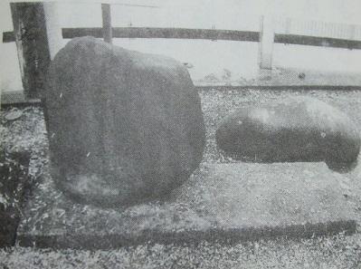 神社群馬・長野の力石諏訪
