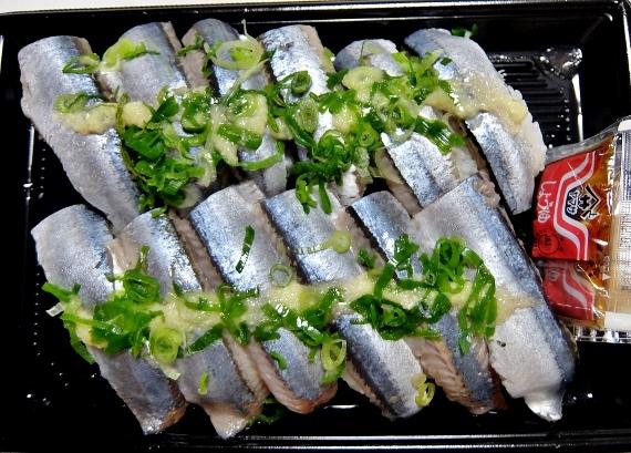 コストコ ◆ さんま寿司12貫 880円也 ◆