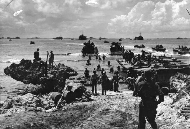テニアン島 - 日本の為に戦ってくれた英霊を忘れない