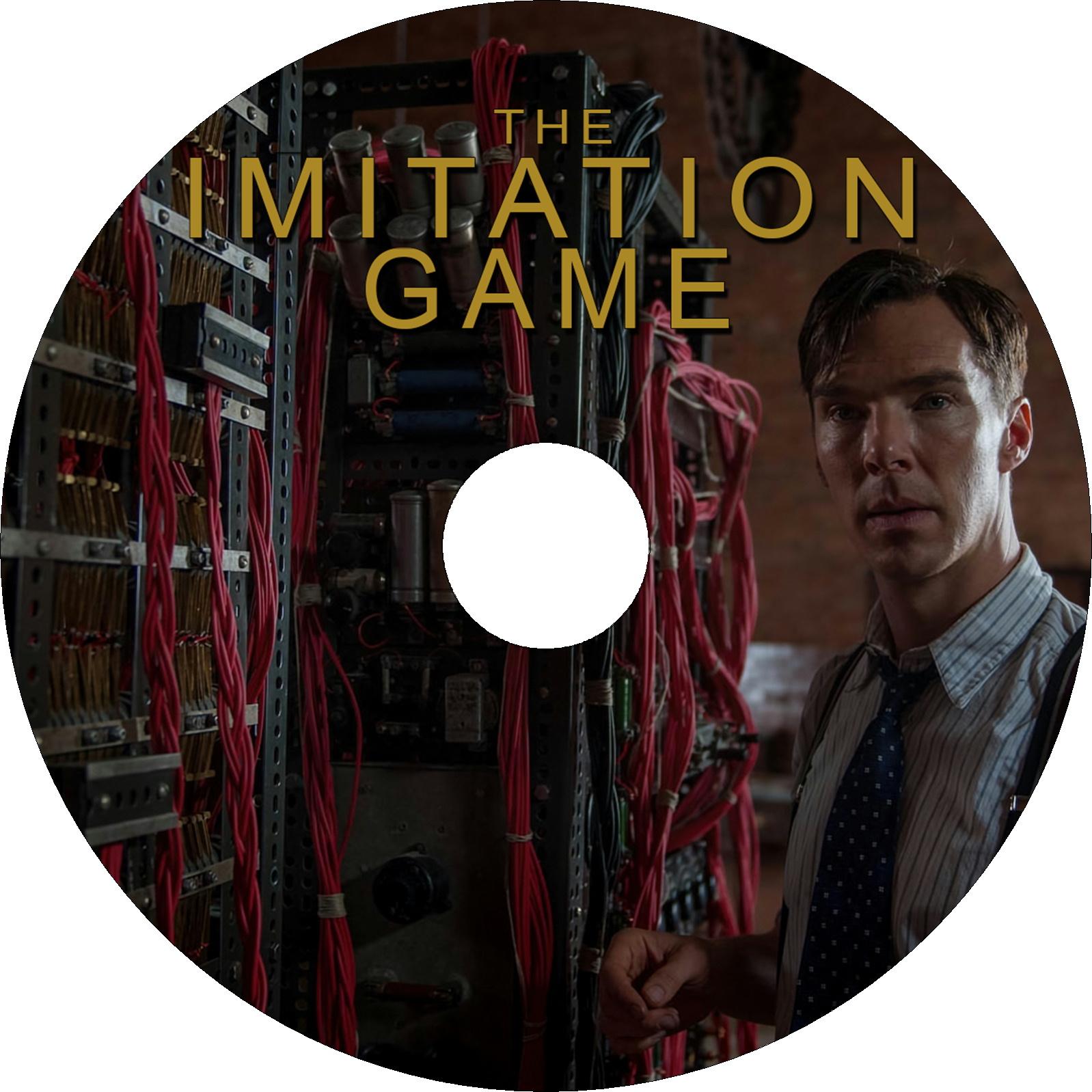 イミテーション・ゲーム エニグマと天才数学者の秘密 ラベル