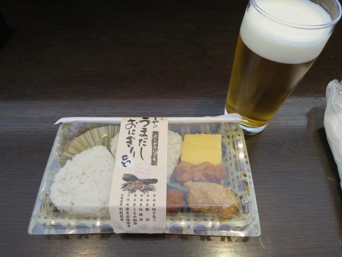 羽田空港 空弁 おいしい おにぎり