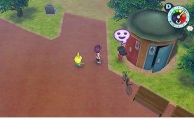 妖怪ウォッチ3 妖怪オシラセッター 花子さんのオナヤミ 一瞬ボーイの出現場所