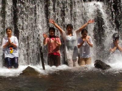 滝行2016夏2