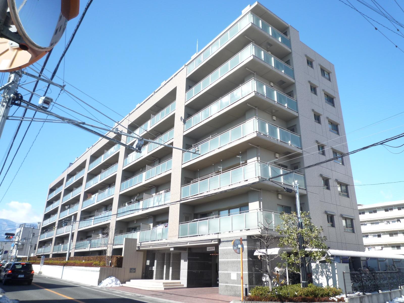 サーパス下飯田 甲府のマンション買取りアイディーホーム