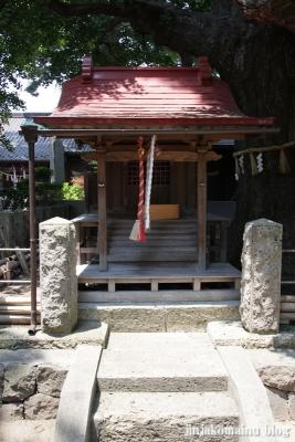 姥神神社(仙台市宮城野区銀杏町)5