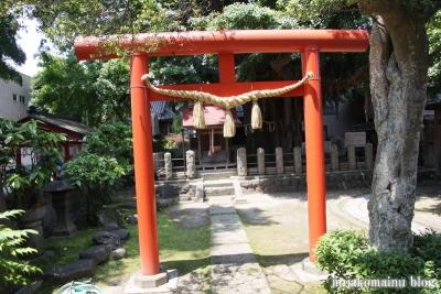 姥神神社(仙台市宮城野区銀杏町)4