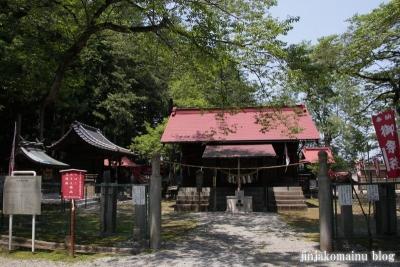 木ノ下白山神社 (仙台市若林区木ノ下)1