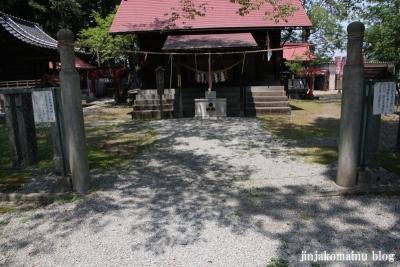 木ノ下白山神社 (仙台市若林区木ノ下)3