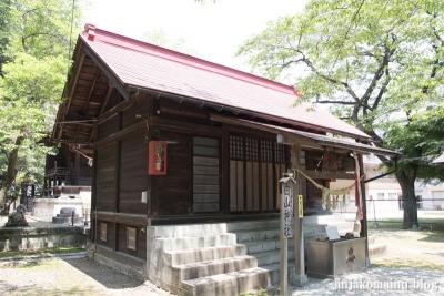 木ノ下白山神社 (仙台市若林区木ノ下)7