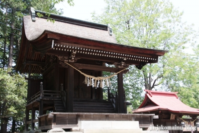 木ノ下白山神社 (仙台市若林区木ノ下)8