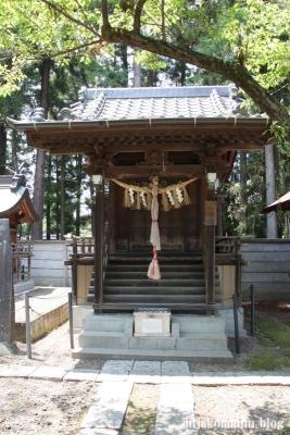 木ノ下白山神社 (仙台市若林区木ノ下)15