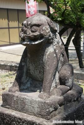 木ノ下白山神社 (仙台市若林区木ノ下)18