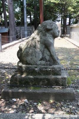 木ノ下白山神社 (仙台市若林区木ノ下)21
