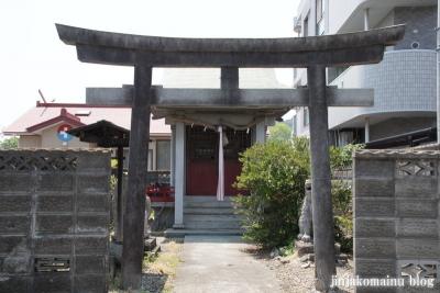 須賀神社 (仙台市若林区河原町)1