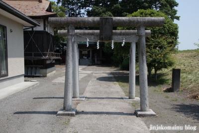 旅立稲荷神社 (仙台市若林区若林)4