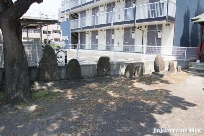 旅立稲荷神社 (仙台市若林区若林)7
