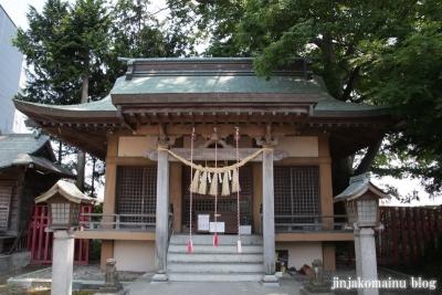 旅立稲荷神社 (仙台市若林区若林)10